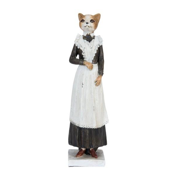 Dekofigur Katze
