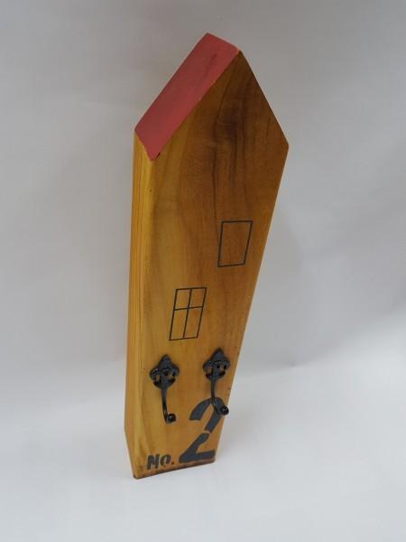 Schlüsselhalter Haus