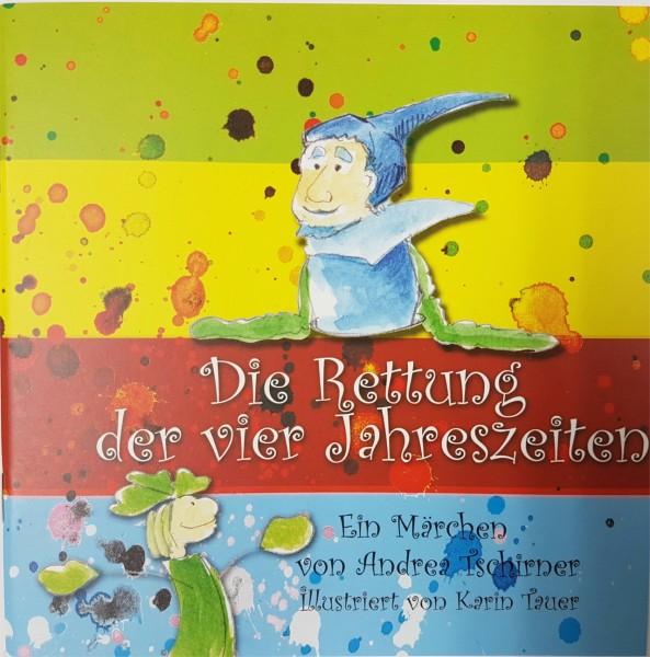 """Kinderbuch """"Die Rettung der vier Jahreszeiten"""""""