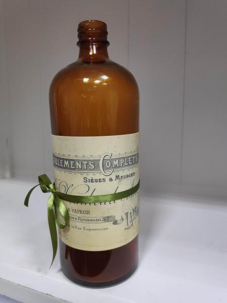 Deko Flasche