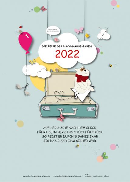 Dein Kreativkalender für 2022