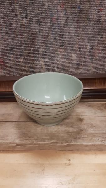 Keramikschüssel mint