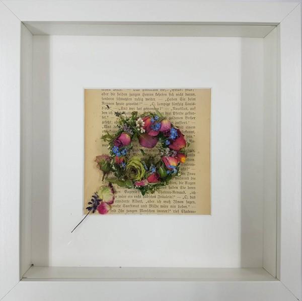 Blumenbild Blumenkranz