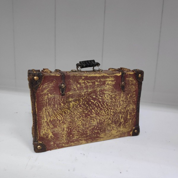 Dekofigur Koffer