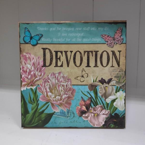 Dekoschachtel Devotion