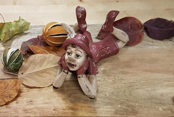 Pinocchio - Figur, liegend
