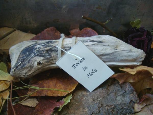 Poesie in Holz - Was ich wirklich will