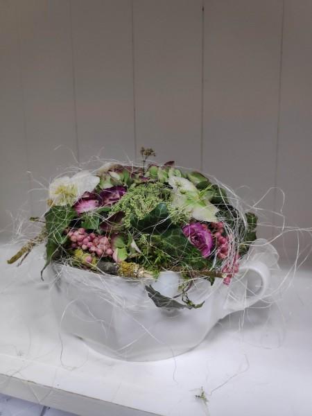 Blumensuppe