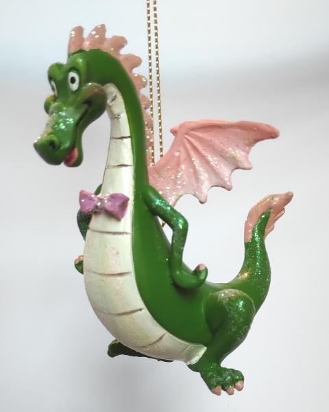 Drachen - Dekofigur (ohne Feuer)
