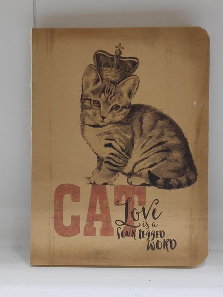 Notizbuch Katze