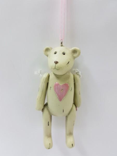 Bär weiß zum Hängen